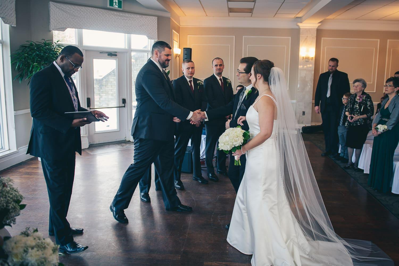 ElmHurst Inn Winter Wedding 6