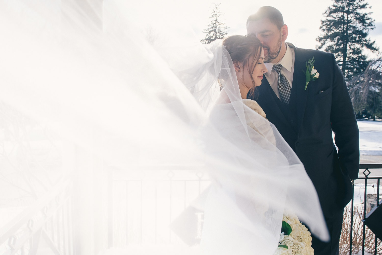 ElmHurst Inn Winter Wedding 12