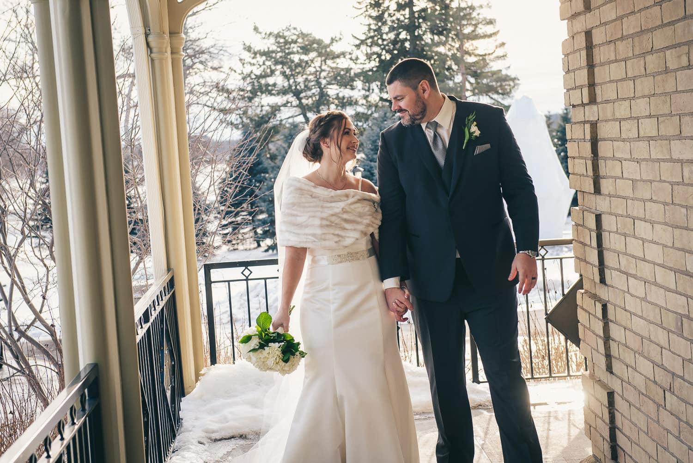 ElmHurst Inn Winter Wedding 13